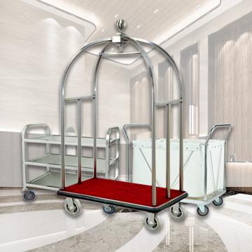 อุปกรณ์ Hotel Service